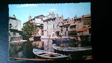 Martigues French Postcard c1960s Venise Provencale
