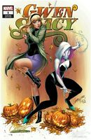 💥 Gwen Stacy #1 Exclusive J Scott Campbell Cover C Variant Pre-Order 💥