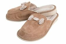 Womens Casual Non-Slip House Slippers Warm Slip On Home Indoor Shoes FOS426