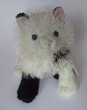WB5 Domino Cat WEBKINZ PLUSH new code stuffed animal ganz