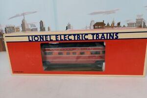 Lionel O No.6-7211 Aluminum Southern Pacific Daylight Vista Dome Passenger Car