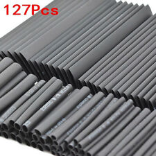 127 Pcs Heat Shrink Wire Wrap Assortment Set Tubing Electrical Connection Cable
