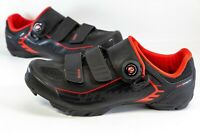Specialized Comp MTB Mountain Bike Shoes Size US 9 Black EC Fast Free Postage