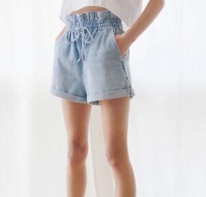 Las Mejores Ofertas En Bershka Para Ropa Mujer Talla Regular Denim Ebay