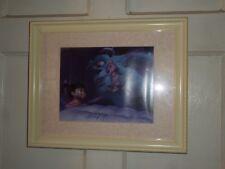 "Framed Lithograph of Disney Pixar's Monster's Inc 16"" x 13"""