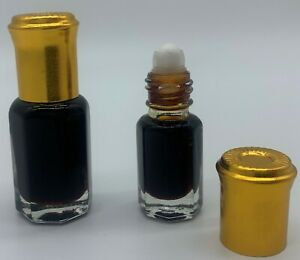 BLACK MISK MUSK - 3ml/6ml/12ml/24ml - Misk Aswad - Ruqya Schwarzer Moschus