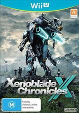 XENOBLADE CHRONICLES X (Wii U) tout neuf et scellé - Import - rapide Envoi