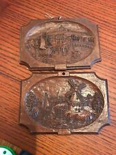 Orna Wood Picture Scenes Set Of 2