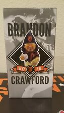 2018 San Francisco Giants MLB Gold Glove Brandon Crawford Gnome Bobblehead