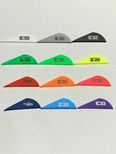 blazer vanes 100 pack 2in solid colors