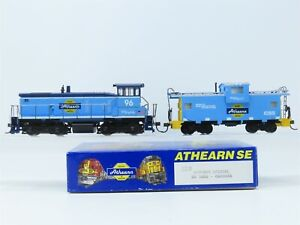 HO Scale Athearn 2200 Athearn Special SW1000 Diesel Locomotive w/Caboose