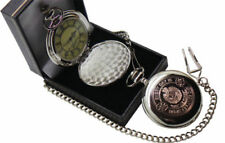 Luxury Analog Silver Pocket Watches