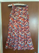 Mahashe April dress Alpine multi coloured size L