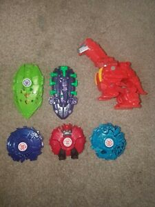 Lot of 6 Hasbro Transformers RID Mini-Con Robots In Disguise Sandsting Heatwave