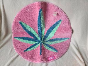 5 AV- Victoria's Secret Pink Coco Chill Cannabis Pot Weed Marijuana Bath Mat Rug