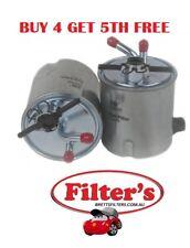 Fuel Filter for NISSAN PATROL 3L 2007- GU Equiv WCF146 Z712 3L 3.0L JS ZD30  JS
