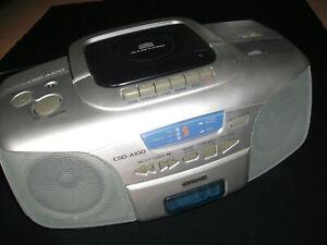 CD Kassette Radio AIWA CSD-A100
