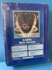8 track - Camel - Rain Dances (Sealed)