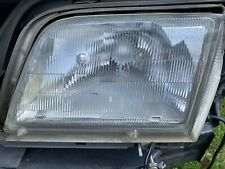 Mercedes Benz R129 300 500SL, SL320 500 600 Driver Halogen Headlight Glass Lens