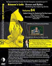 ROMAN'S LAB - VOLUME 84 - Rybka's Quest for Replacing the Ruy Lopez Chess DVD