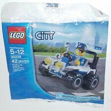 LEGO CITY Mini Set 30228 polybag Police Officer & 4X4 Car BRAND NEW Sealed