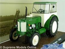 ZETOR 50 SUPER MODEL TRACTOR VEHICLE 1:32 SIZE 1966 IXO 7517006 GREEN FARM T3