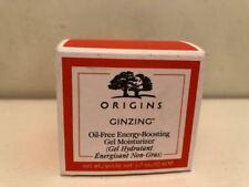 Origins Ginzing Oil Free Energy Boosting Gel Moisturizer 1.7oz / 50 ml FRESH