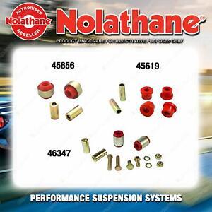 Nolathane Control arm bush kit for FIAT FREEMONT JC 4/6CYL 8/2011-ON
