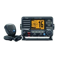 Icom M506 01 Vhf Radio with Hailer