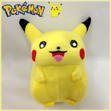 "Pikachu Pokemon Plush Toy TV Character Nintendo Game Soft Stuffed Animal Doll 6"""