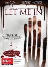 Let Me In DVD very good condition Region 4 Aust. - Horror - Chloe Moretz