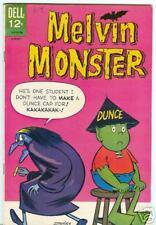 Melvin Monster #9 August 1967 John Stanley art