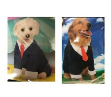 Halloween Business Suit costume for Dog -  S - XXXL -  Dress up your pet