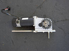 Right Angle Gear motor 24VDC,141 RPM, ASI Tech A290-03202990,ADL290-L ,188318-01