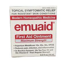 EMUAID EmuaidMAX First Aid Ointment - 0.5oz.
