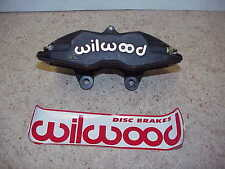 Wilwood 4 Piston Aluminum Brake Caliper 120-7431L & Pads Late Model UMP J27