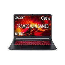 Acer Nitro 5 Core i5-10300H 8GB 512GB SSD GeForce GTX 1650Ti 17.3 I NH.Q82EK.001