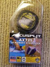 AX PRO Sports stopwatch. 16 memory