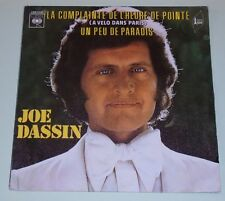 * SP 45t  JOE DASSIN   à paris en velo