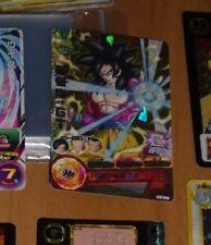DRAGON BALL Z DBZ DBS HEROES CARD PRISM HOLO CARTE HUM 01 MADE IN JAPAN NM #9