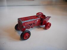 Matchbox King Size Mccormick International Tractor in Red