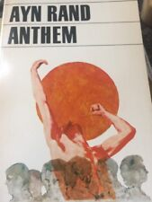 Ayn Rand ANTHEM Ultra RARE 1946 Signet Excellent Condition
