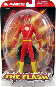 DC Direct Flashpoint Series 1: The Flash Action Figure NEW