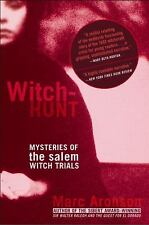 Witch-Hunt: Mysteries of the Salem Witch Trials, Aronson, Marc, 1416903151, Book