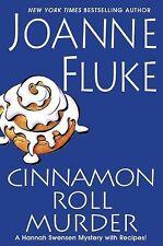 Cinnamon Roll Murder by Joanne Fluke (2012, Hardcover)
