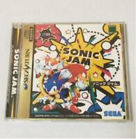 Sonic Jam (Sega Saturn, 1997) SS video game Japan