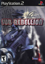 Sub Rebellion PS2 New Playstation 2