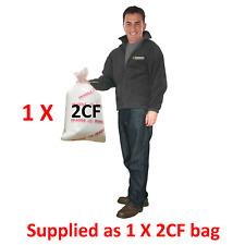 2 CF Fire Retardant Polystyrene Bean Bag Beads Filling Refill Top up