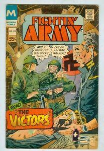 Fightin' Army #108 VG 1972 This Stupid War