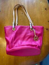 Michael Kors Pink Tote Handbag Purse